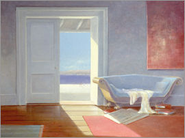Lincoln Seligman - Beach house, 1995