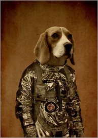 Durro Art - beagle