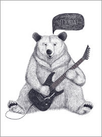 Valeriya Korenkova - Bear let's rock