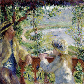 Pierre-Auguste Renoir - By the Water