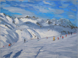 Andrew Macara - Mountain Tops, Tignes