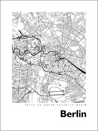 44spaces - BERLIN STADTPLAN HF