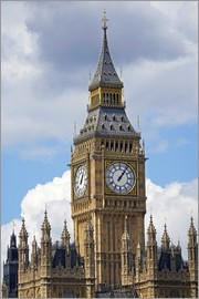 David Wall - Big Ben und der Westminster Palast