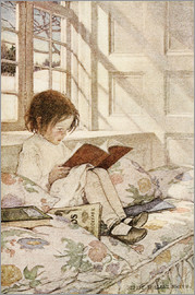 Jessie Willcox Smith - Bilderbücher im Winter