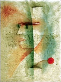 Paul Klee - Portr.of a Costumed Man