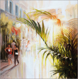 Johnny Morant - blendendes Licht