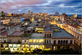 Lee Frost - View over Havana