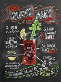 Lily & Val - Bloody Mary recipe