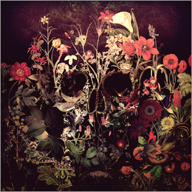 Ali Gulec - Bloom Skull