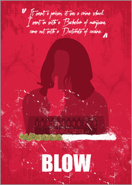 HDMI2K - Blow - Minimal Alternative Movie Fanart