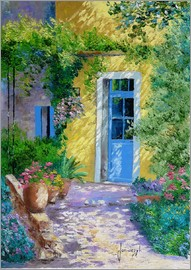 Jean-Marc Janiaczyk - Blue Door