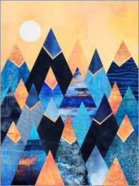 Elisabeth Fredriksson - Blue Mountains