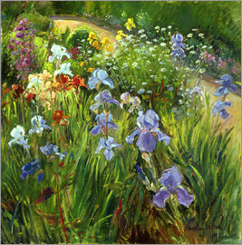 Timothy Easton - Blumenbeet