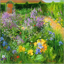 Timothy Easton - Blumengarten