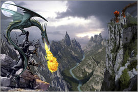 Dragon Chronicles - Böser Drache