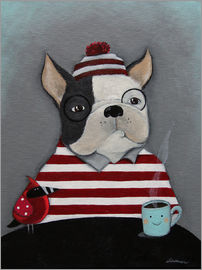 ilaamen Pelshaw - Boston Terrier