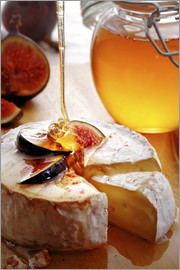 Johan Swanepoel - Brie Cheese and Figs with honey