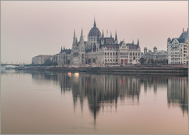 Mike Clegg Photography - Bunte Sonnenaufgänge in Budapest