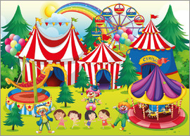 Kidz Collection - Bunter Zirkus