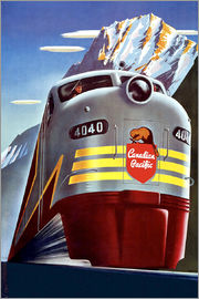 Canadian Pacific-Bahn