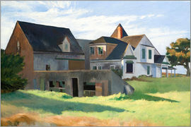 Edward Hopper - Cape Cod am Nachmittag