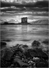 Martina Cross - Castle Stalker, Schottland