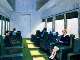 Edward Hopper - Chair Car