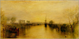 Joseph Mallord William Turner - Chichester Canal