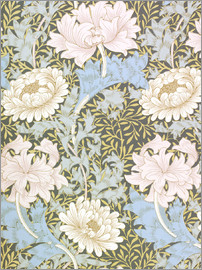 William Morris - Chrysantheme