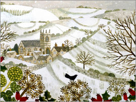 Vanessa Bowman - Church in the Valley,Winter