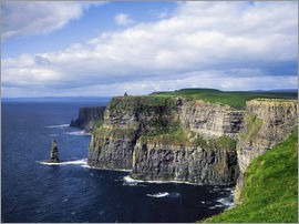 The Irish Image Collection - Cliffs of Moher, Irland