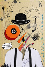 Loui Jover - Clockwork orange