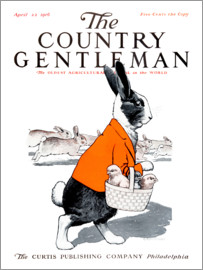 Remsberg - Cover of Country Gentleman (Hare)