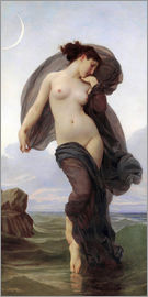 William Adolphe Bouguereau - Dämmerung