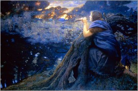 Edward Robert Hughes - Dämmerungs-Fantasie