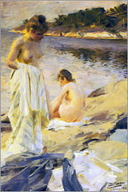 Anders Leonard Zorn - Das Bad