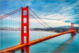 Das goldene Tor - Golden Gate Bridge
