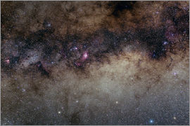 Jan Hattenbach - The Heart of the Milky Way - Constellation Sagittarius