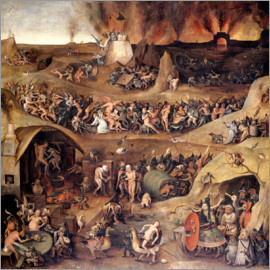 Hieronymus Bosch - The Inferno