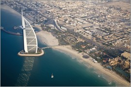 Bill Young - Das Jumeirah Beach Hotel in Dubai