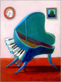 Diego Manuel Rodriguez - The Piano Pet