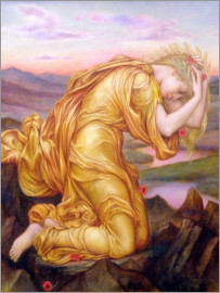 Evelyn De Morgan - Demeter trauert um Persephone, 1906