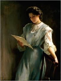Thomas Benjamin Kennington - Den Brief lesen