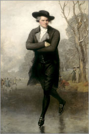 Gilbert Stuart - The Skater (Portrait of William Grant)