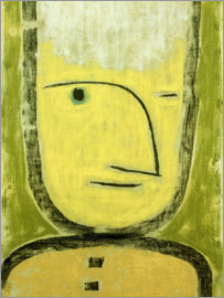 Paul Klee - The Yellow-Green