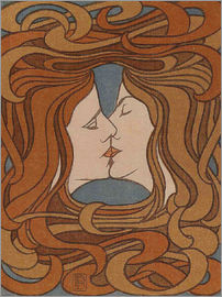Peter Behrens - The Kiss