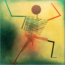 Paul Klee - Der Springer