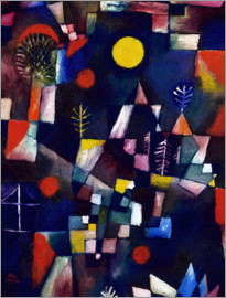Paul Klee - The Full Moon