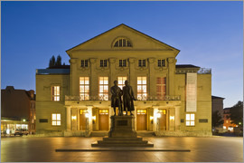 Dieterich Fotografie - Deutsches Nationaltheater in Weimar