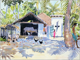 Lucy Willis - Die Backwaters, Kerala